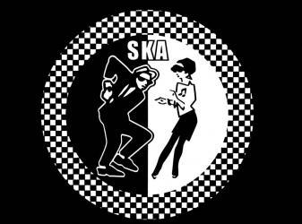 Ska-Dancing, Fahne