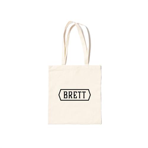 Brett - Logo 2.0, Jutebeutel