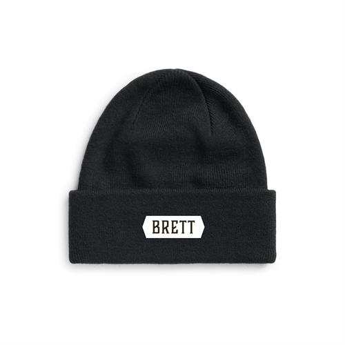Brett Logo 2.0 Beanie