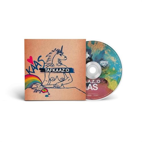 Kaas - tafkaaz, CD