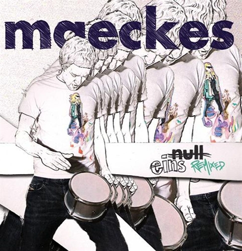 Maeckes - Eins (Null Remixed), CD