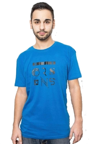 Die Orsons Runen Shirt blue