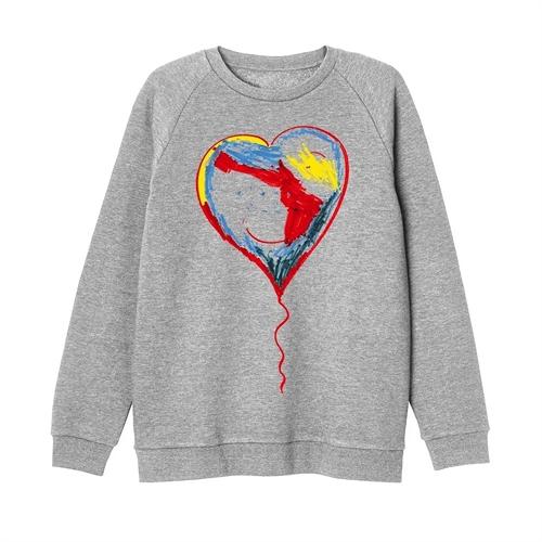 Die Orsons - Herz, Sweatshirt
