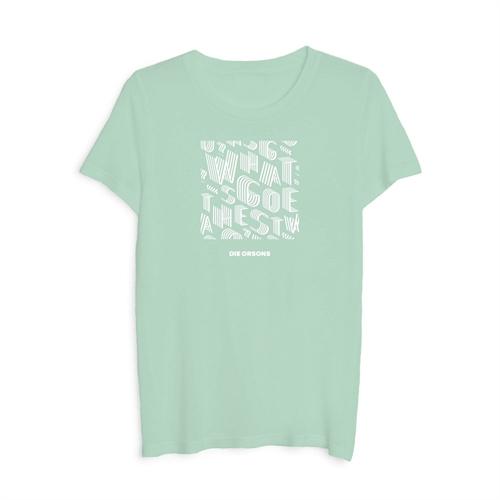 Die Orsons - What´s Goes, Girlie-Shirt