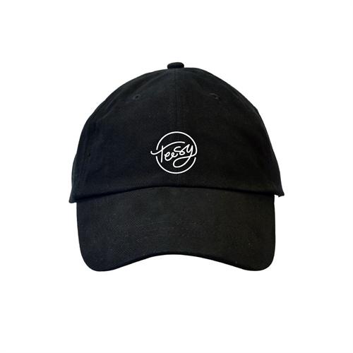 Teesy - Logo 2.0, Cap schwarz