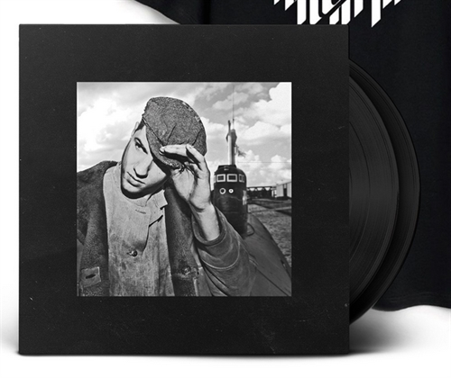 TUA - Grau, Black Vinyl (Remastered)