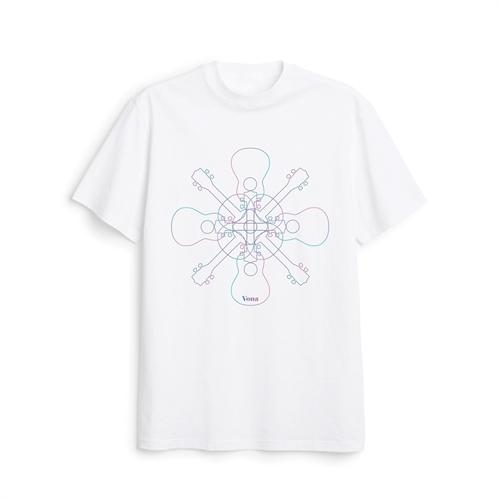 Vona - Fliege mit mir Tour 2017, T-Shirt