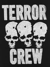 Terror Crew - Aufnäher