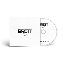 Brett - #2 EP Vinyl
