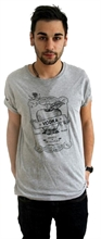 Die Orsons Vodka Apfel Z Shirt grey