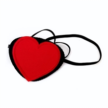 Die Orsons Herz Augenklappe