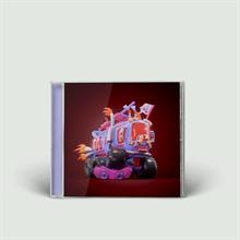 Die Orsons - Tourlife4Life, CD