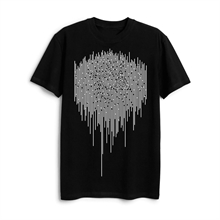 Tua - Labyrinth T-Shirt black